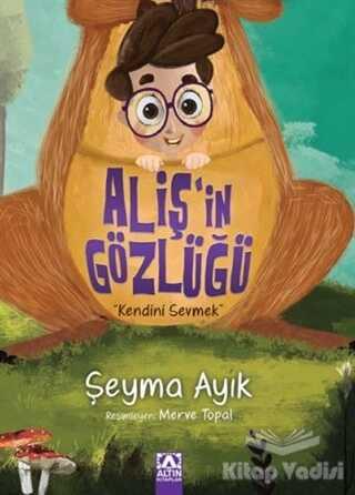 Altın Kitaplar - Aliş'in Gözlüğü
