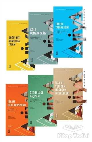 Ketebe Yayınları - Aliya İzetbegoviç Serisi (6 Kitap Takım)