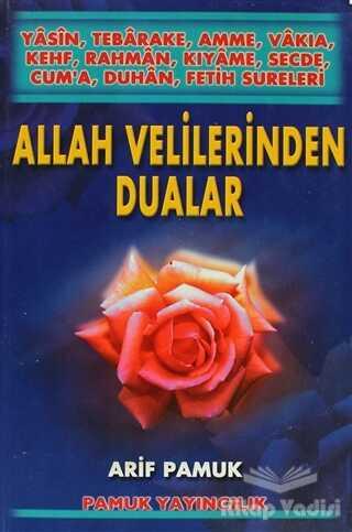 Pamuk Yayıncılık - Allah Velilerinden Dualar (Yasin-009)