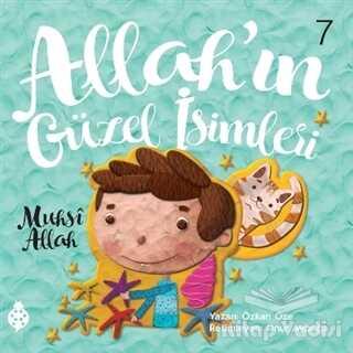 Uğurböceği Yayınları - Allah'ın Güzel İsimleri 7 - Muhsi Allah
