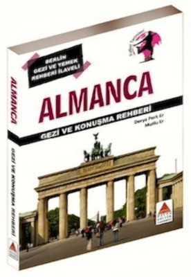 Delta Kültür Basım Yayın - Almanca Gezi ve Konuşma Rehberi