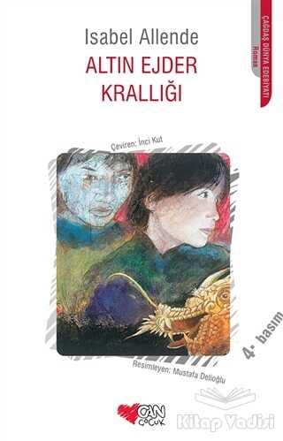 Can Çocuk Yayınları - Altın Ejder Krallığı