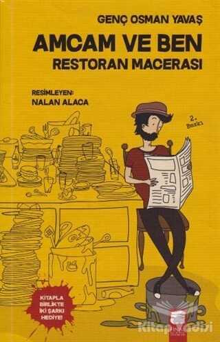 Final Kültür Sanat Yayınları - Amcam ve Ben 2- Restoran Macerası