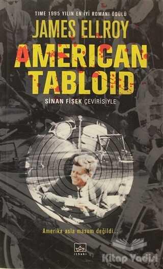 İthaki Yayınları - American Tabloid