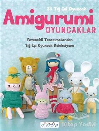 Tuva Yayıncılık - Amigurumi Oyuncaklar