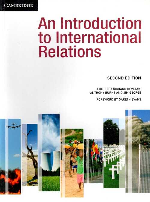 Cambridge University Press - An Introduction to International Relations