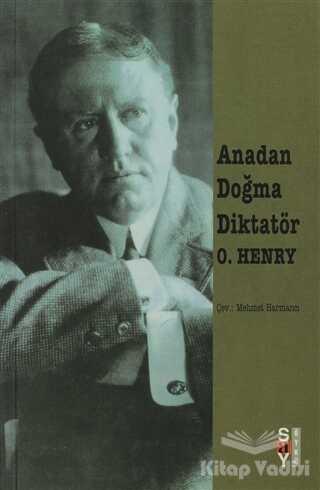 Say Yayınları - Anadan Doğma Diktatör
