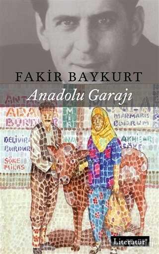 Literatür Yayıncılık - Anadolu Garajı