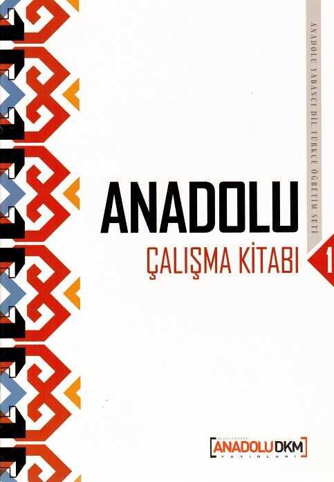 Dilset Yayınları - Anadolu Türkçe Çalışma Kitabı 1