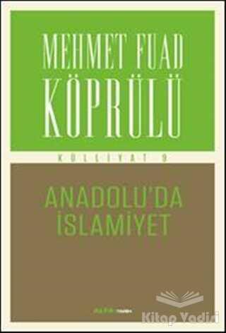 Alfa Yayınları - Anadolu'da İslamiyet