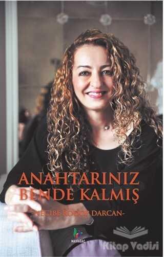 Mavi Ağaç Yayınları - Anahtarınız Bende Kalmış