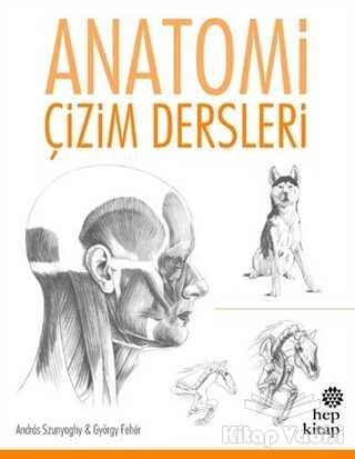 Hep Kitap - Anatomi Çizim Dersleri