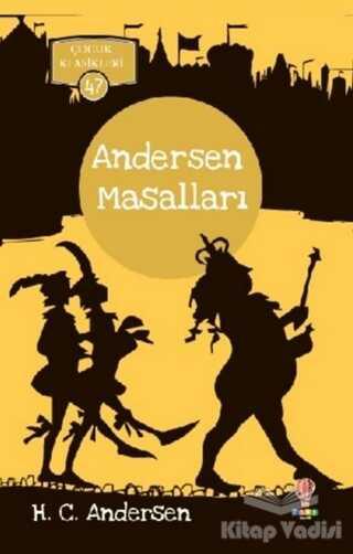 Dahi Çocuk Yayınları - Andersen Masalları - Çocuk Klasikleri 47