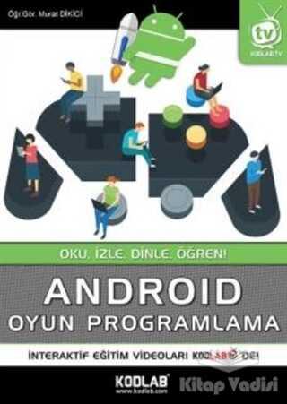 Kodlab Yayın Dağıtım - Android Oyun Programlama