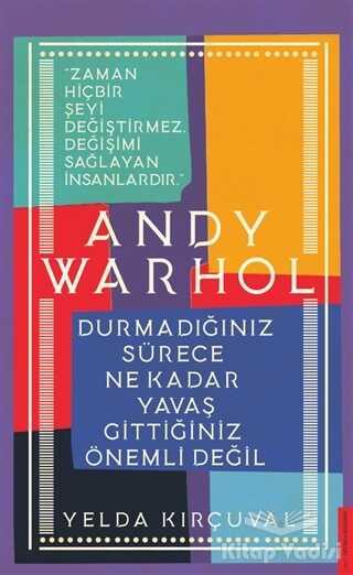 Destek Yayınları - Andy Warhol