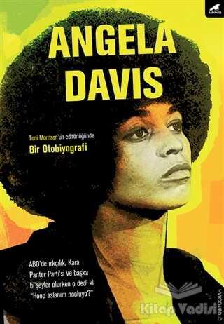 Kara Karga Yayınları - Angela Davis: Bir Otobiyografi