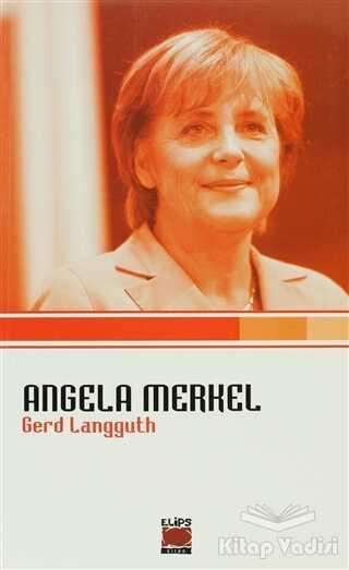 Elips Kitap - Angela Merkel