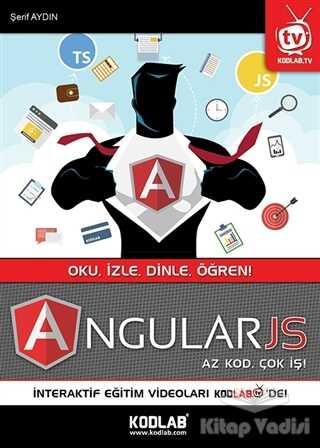 Kodlab Yayın Dağıtım - Angularjs