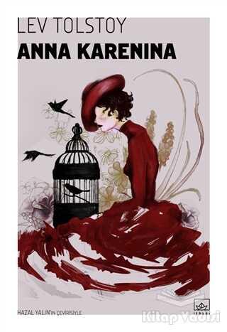 İthaki Yayınları - Anna Karenina (2 Cilt Takım )