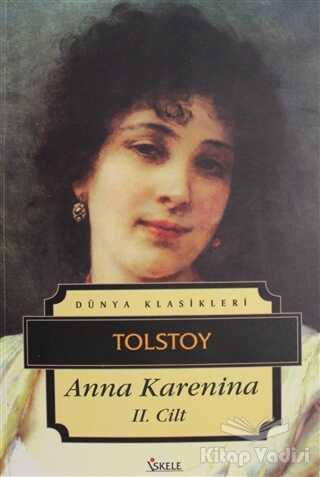 İskele Yayıncılık - Anna Karenina 2. Cilt