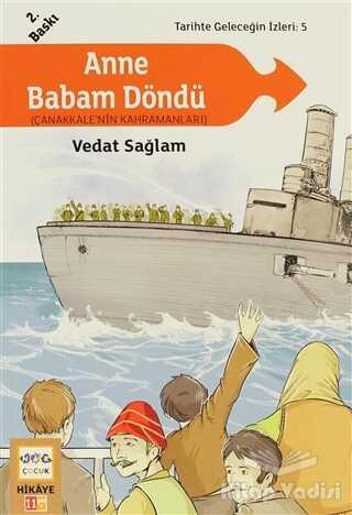 Nar Yayınları - Anne Babam Döndü