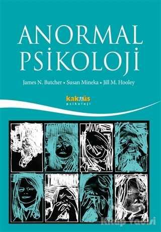 Kaknüs Yayınları - Ders Kitapları - Anormal Psikoloji