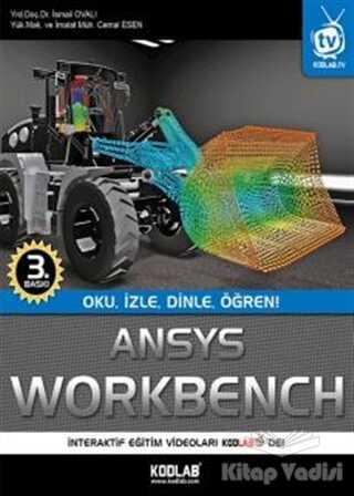 Kodlab Yayın Dağıtım - Ansys Workbench
