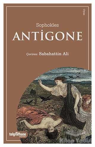 Telgrafhane Yayınları - Antigone