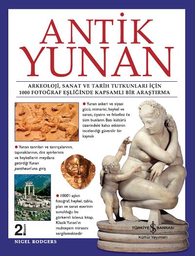 İş Bankası Kültür Yayınları - Antik Yunan