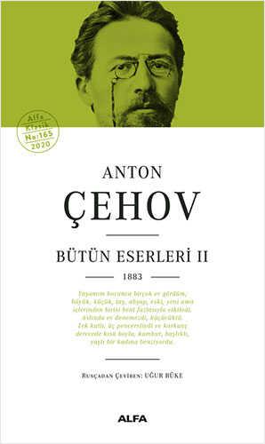 Alfa Yayınları - Anton Çehov Bütün Eserleri 2