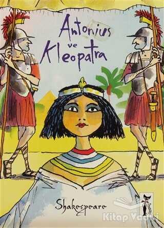 Çizmeli Kedi Yayınları - Antonius ve Kleopatra