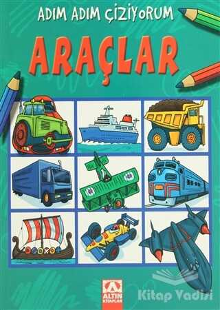 Altın Kitaplar - Çocuk Kitapları - Araçlar