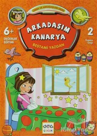 Nar Yayınları - Arkadaşım Kanarya