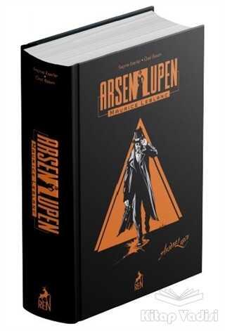 Ren Kitap - Klasikler - Arsen Lüpen - Seçme Eserler Özel Basım (Ciltli)