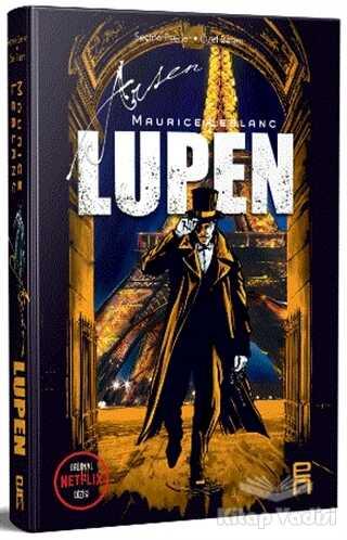 En Kitap - Arsen Lüpen - Arsen Lüpen Seçme Eserler Özel Basım