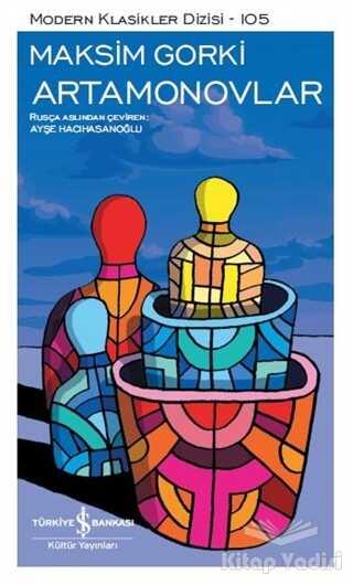 İş Bankası Kültür Yayınları - Artamonovlar