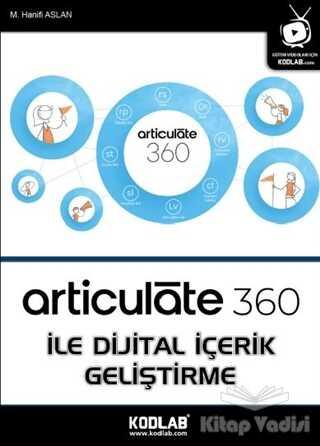 Kodlab Yayın Dağıtım - Articulate 360 İle Dijital İçerik Geliştirme
