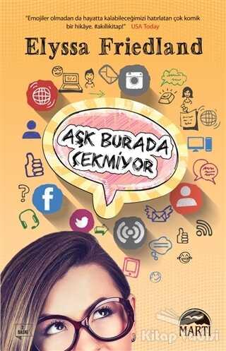 Martı Yayınları - Aşk Burada Çekmiyor