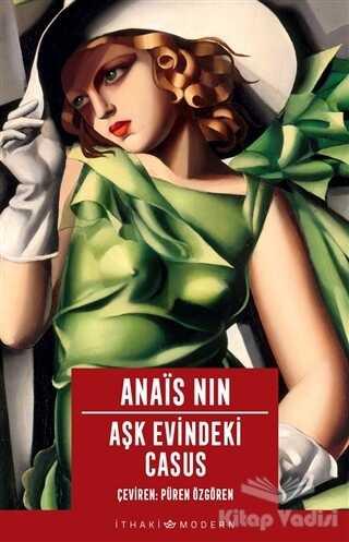 İthaki Yayınları - Aşk Evindeki Casus