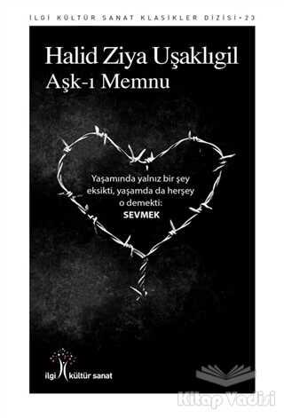 İlgi Kültür Sanat Yayınları - Aşk-ı Memnu