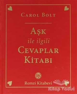 Remzi Kitabevi - Aşk ile İlgili Cevaplar Kitabı