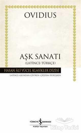 İş Bankası Kültür Yayınları - Aşk Sanatı