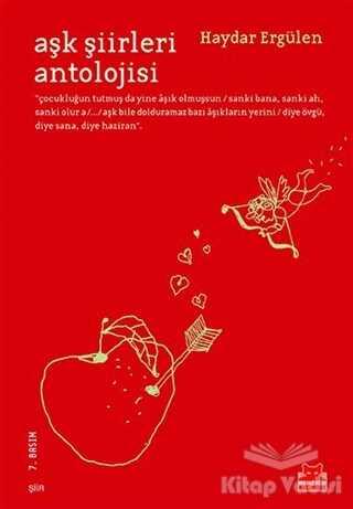 Kırmızı Kedi Yayınevi - Aşk Şiirleri Antolojisi