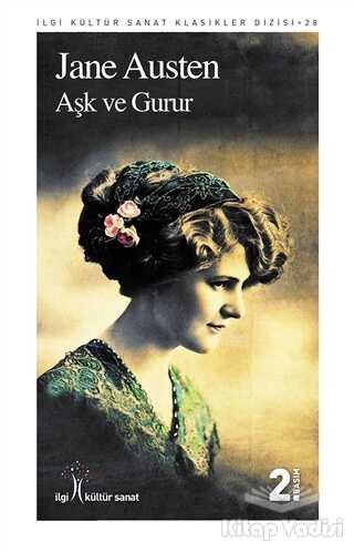 İlgi Kültür Sanat Yayınları - Aşk ve Gurur