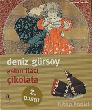 Oğlak Yayıncılık - Aşkın İlacı Çikolata