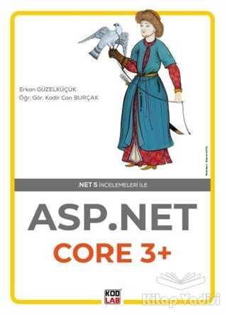 Kodlab Yayın Dağıtım - ASP.NET Core 3+