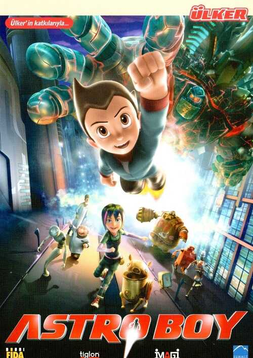 Tiglon - Astro Boy