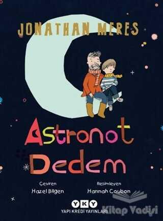 Yapı Kredi Yayınları - Astronot Dedem