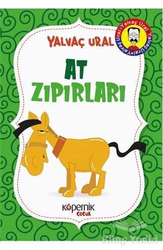 Kopernik Çocuk Yayınları - At Zıpırları