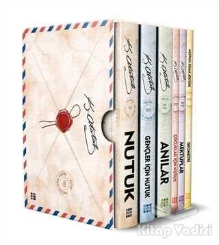 Dokuz Yayınları - Atatürk Kitaplığı (6 Kitap Kutulu Set)